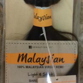 100 % Malaysian virgin hair Remi