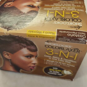 3 in 1 Color - Relaxer - Condition SABLE BROWN