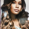 Premium too mixx wig and lace