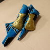 Brass napkin holders